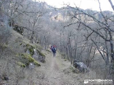 El Monasterio del Bonaval y el cañón del Jarama;viajes de una semana viajes fines de semana viajar
